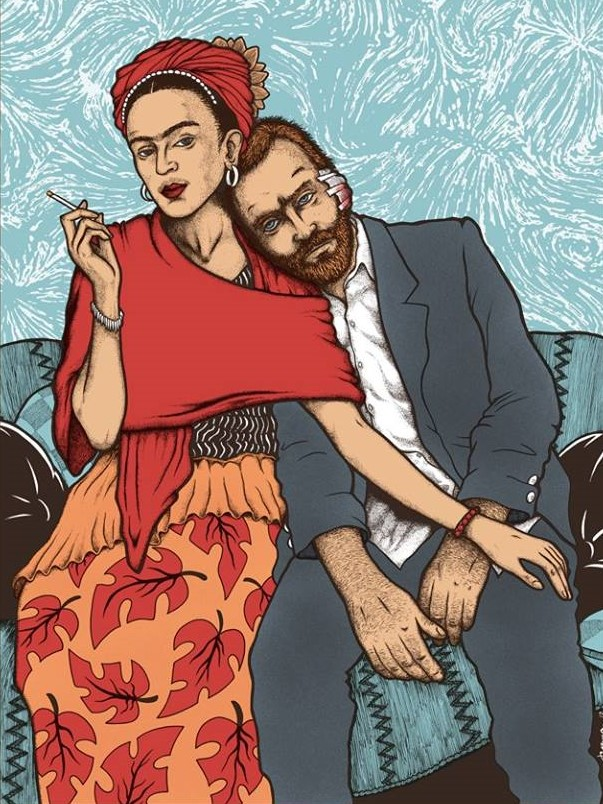 frida and van gogh - jermaine rogers